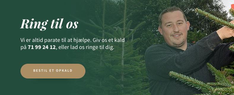 Ring til Dyssegaarden - Vi er klar til at hjælpe dig